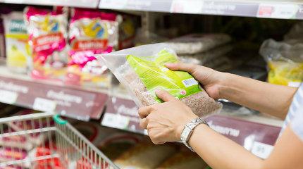 Maistas Rusijoje vasarį brango 5 kartus sparčiau nei ES