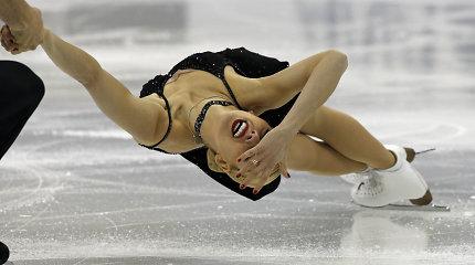 Ant Helsinkio ledo – pragariškus skausmus ir ligas įveikę čiuožėjai