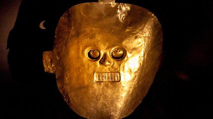 """Kaip Kolumbijoje gimė garsusis mitas apie """"El Dorado"""""""