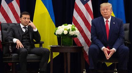 JAV analitikas: skandalas dėl Donaldo Trumpo veiksmų gali plėstis – kas žino, ką dar jis padarė?