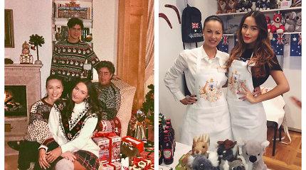 """Didžiosios šventės Meschino namuose: """"Bingo"""", lazanija ir didelė itališka šeima"""