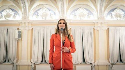 """Beyonce hitą perdainavusi Emilija Katauskaitė: """"Čia nauja aš ir naujas mano muzikos kelias"""""""