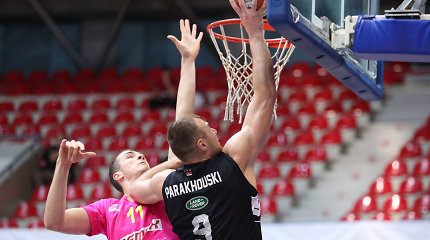 "Belgrade neužsibuvo: Arciomas Parachouskis palieka ""Partizan"""
