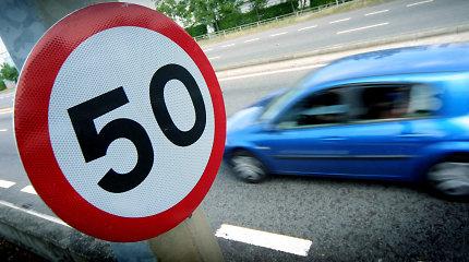 2019-ieji eismo ekspertų akimis: greitis išlieka didžiausias žudikas