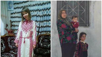 4 metus Palestinoje dirbusi Elena: dominuojanti vakarietiška lyčių lygybės samprata negali būti pritaikoma visiems