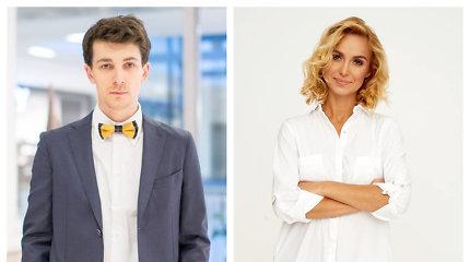 """Permainos """"Muzikinėje kaukėje"""": Algį Ramanauską keičia Indrė Kavaliauskaitė ir Simonas Storpirštis"""