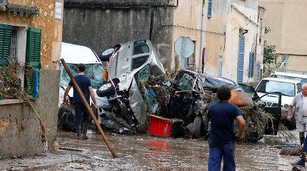 Pražūtingi potvyniai Ispanijos kurorte: ar saugu ten vykti dabar?