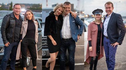 """Naujo """"Rimtų reikalų"""" sezono premjeroje – serialo aktoriai, įspūdingi automobiliai ir ginklai"""