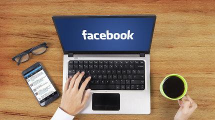 """""""Facebook"""" po pandemijos gali perkelti iki pusės darbuotojų dirbti iš namų"""