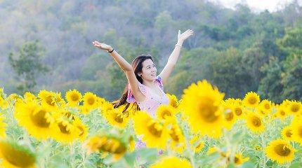 Šeši moters gyvenime svarbūs hormonai