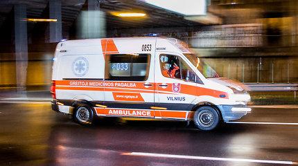 Biržų rajone nuo kelio nuvažiavus automobiliui žuvo jo keleivis