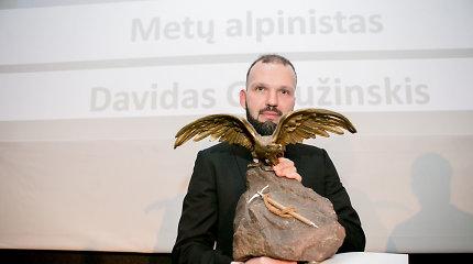 Paskelbtas Metų alpinistas ir įvertinti įspūdingiausi lietuvių pasiekimai kalnuose