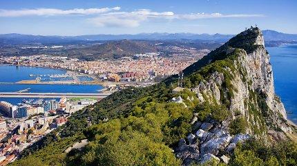 """Gibraltaras svarsto galimybę po """"Brexit"""" prisijungti prie Šengeno zonos"""