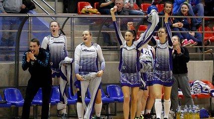 Staigmena moterų krepšinyje: iš sosto išverstos LMKL čempionės