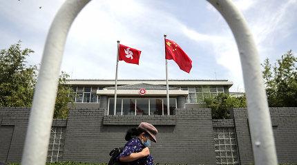 """JT ekspertai: Kinijos saugumo įstatymas kelia """"rimtą pavojų"""" Honkongo laisvėms"""