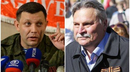 V.Uspaskichas apie separatistą A.Zacharčenką šlovinusį kolegą: išmestume iš kandidatų į Seimą sąrašo, bet negalime