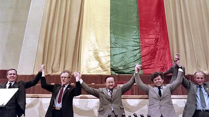 Pradėtas ikiteisminis tyrimas dėl Lietuvos Nepriklausomybės Akto signatarų galimo šmeižimo