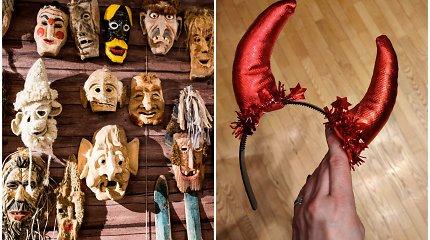 Užgavėnių kostiumai ir kaukės prekyboje net nepasirodė