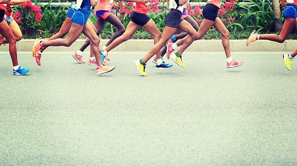 Maratone širdis ir idėja gali būti stipresnė už kūną – kaip išmokti klausytis kūno signalų?