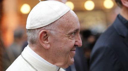 Popiežius Pranciškus paskyrė 14 naujų kardinolų