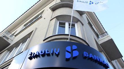 """Šiaulių bankas ketina įsigyti 125 mln. eurų vertės """"Danske Bank"""" privačių klientų kreditų portfelį"""
