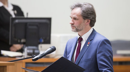 Konservatorius ragina atleisti kultūros viceministrą A.Imbrasą, ministrė jam priekaištų neturi