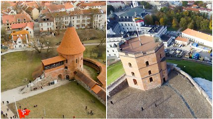 Vilnius vėl priešinamas su Kaunu: ar tikrai sostinėje išduodama 5 kartus daugiau nelegalių statybos leidimų?