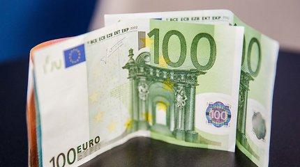 Bedarbis iš kredito unijos išviliojo įspūdingą sumą