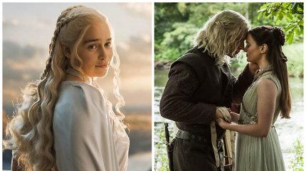 """Pasirodys dar vienas """"Sostų karų"""" tęsinys: daugiausia dėmesio skirs Targarianų šeimai"""