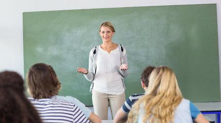 Moksleiviams tenka mokytis iš gerokai senesnių už juos vadovėlių