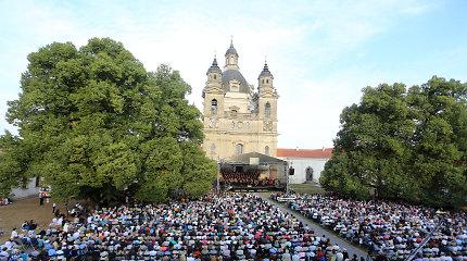 Prasidės Pažaislio muzikos festivalis: keturi orkestrai, šeši dirigentai ir šimtas solistų iš 18 pasaulio šalių