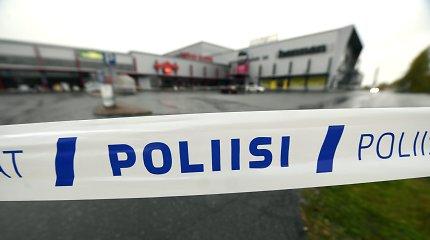 Suomijos mokykloje kardu švaistęsis užpuolikas nuteistas kalėti iki gyvos galvos