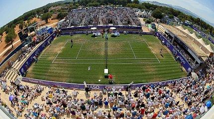 Pokyčiai ATP tvarkaraštyje: Maljorka organizuos turnyrą ant žolės