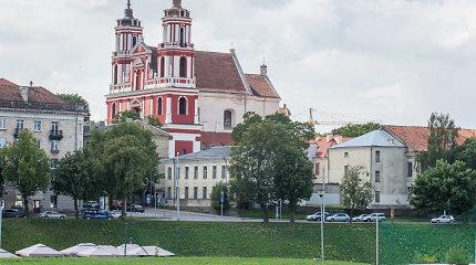 Vilniaus savivaldybė išdavė leidimą rekonstruoti buvusios Šv. Jokūbo ligoninės pastatus