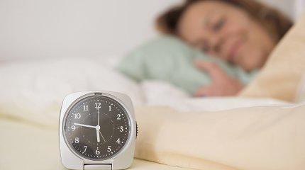 25 metus trukęs tyrimas: miego trūkumas gali padidinti tikimybę susirgti silpnaprotyste