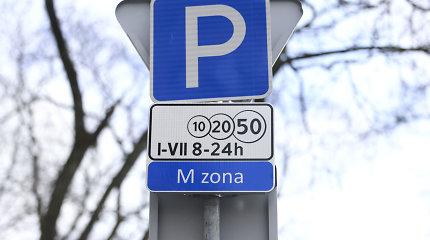 Vilniuje kitąmet brangs automobilių stovėjimas: brangiausia zona apims visą centrą