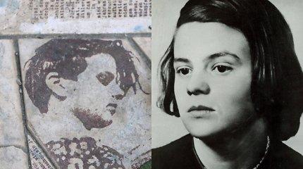Mergina, pasipriešinusi A.Hitleriui ir už tai sumokėjusi gyvybe