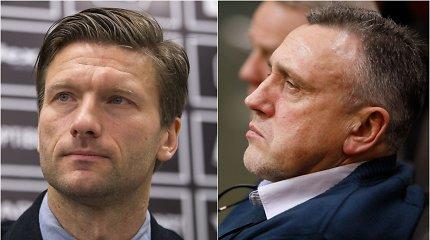 LFF patvirtino jaunimo rinktinių trenerius: tarp jų – legendiniai Lietuvos futbolininkai