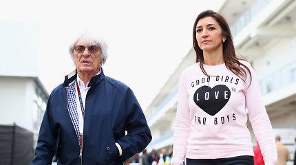 A.Gomelskį aplenks lengvai: F1 bosas laukia sūnaus gimimo būdamas 89-erių