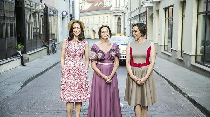 Trys aktorės pristatė vasariškus įvaizdžius: kaip atrodyti stilingai kelionėje, darbe ir vakarėlyje?