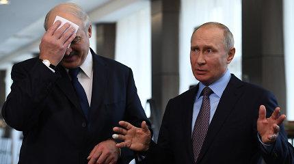 Minskas parengė šalies ekonominės priklausomybės mažinimo nuo Rusijos planą