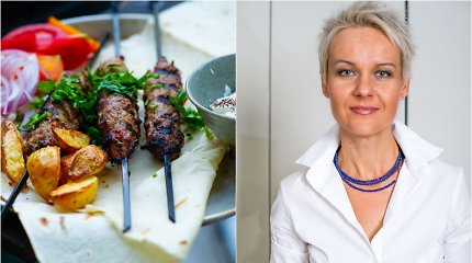 Nidos receptas: avienos kebabai lyg iš Artimųjų Rytų
