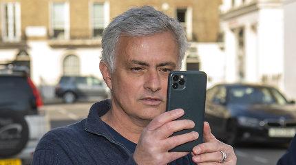 Ypatingasis grįžta: J.Mourinho paskirtas legendinio Italijos klubo treneriu