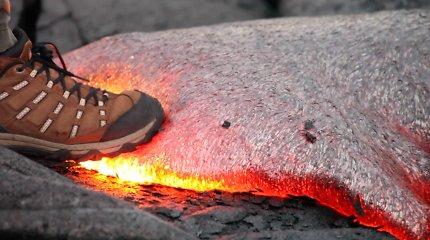 Kamčiatkos ugnikalnių lavoje rasta nežinomos rūšies deimantų
