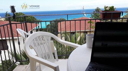 VOYAGE gimusios idėjos – nuo virtualios realybės akinių iki sėkmę turizmo versle skaičiuojančio algoritmo