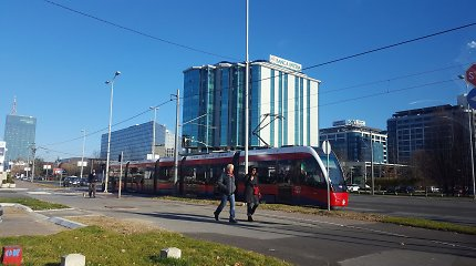 Belgradas – neramios šalies neramių piliečių nerami sostinė