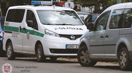 Per savaitgalį Vilniaus pareigūnams įkliuvo kelios dešimtys išgėrusių vairuotojų
