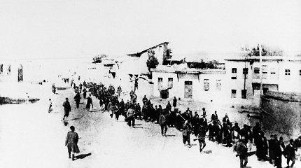 Sirijos parlamentas pripažino armėnų genocidą