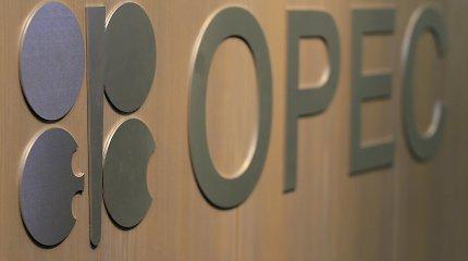 Naftos kainos OPEC+ susitarimo įsigaliojimo išvakarėse sparčiai kopia aukštyn