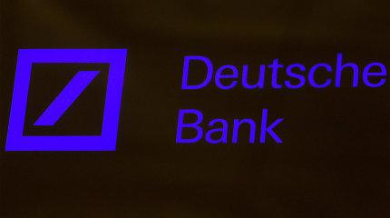 """Kinija leido bankams """"Deutsche Bank"""" ir """"BNP Paribas"""" platinti vertybinius popierius"""